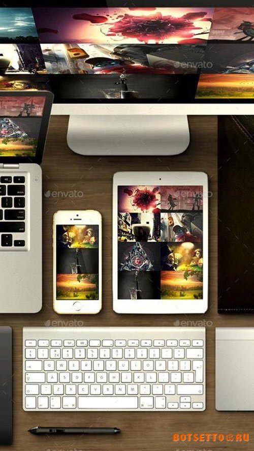 Website Devices Mockups 893313