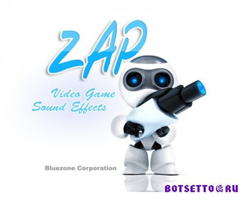 Bluezone Corporation - Zap - Video Game Sound Effects
