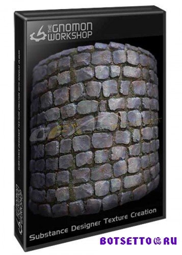 Substance Designer Texture Creation [ENG-RUS]