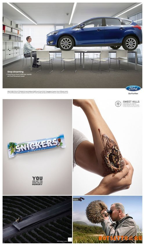 50 Advertising prints 2