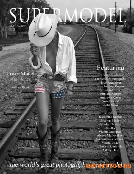 Supermodel Issue 43 2016