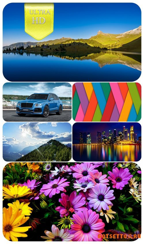 Ultra HD 3840x2160 Wallpaper Pack 64