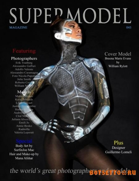 Supermodel Issue 45 2016