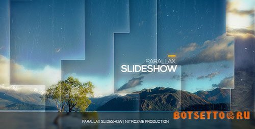 Parallax Slideshow 17766304 - Project for After Effects (Videohive)