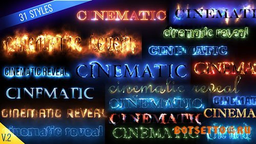 Cinematic 3D Logo Reveal 17129973 - Project for After Effects (Videohive)