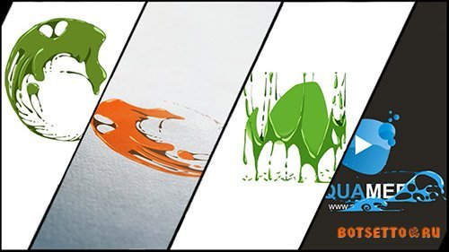 Corporate Logo V19 Liquid Hand Drawn - Project for After Effects (Videohive)