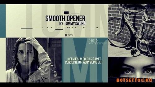 Smooth Opener - After Effects Templates