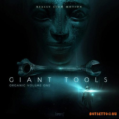 Really Slow Motion - Giant Tools - Organic Vol. 1