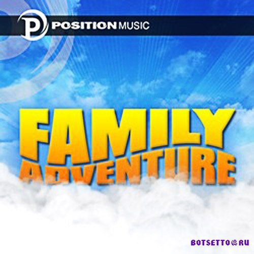 Production Music Series Vol. 93 - Family Adventure