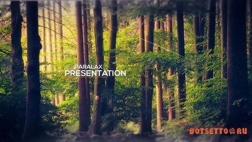 Parallax Presentation 32634 - After Effects Templates