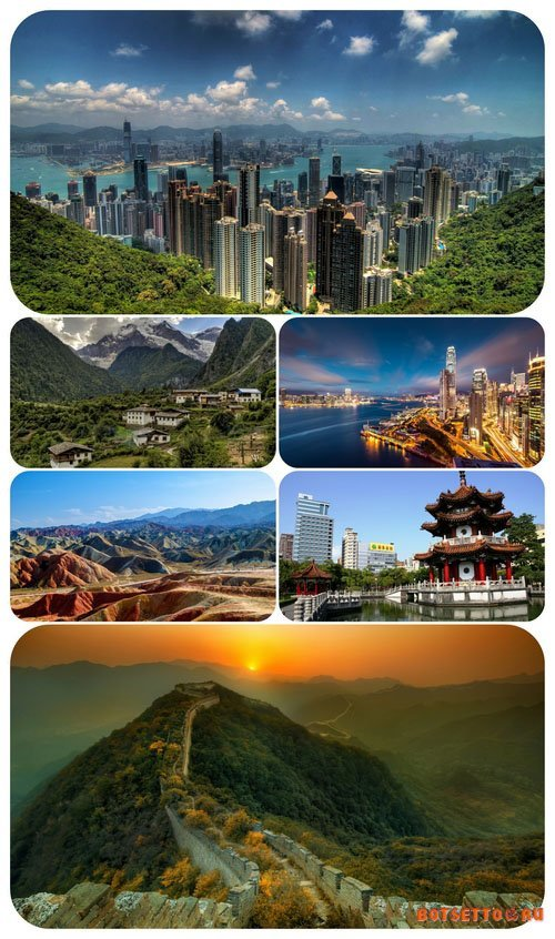 Desktop wallpapers - World Countries (China) Part 3