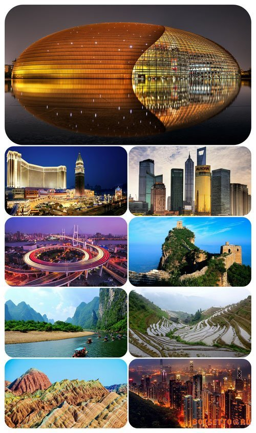 Desktop wallpapers - World Countries (China) Part 4