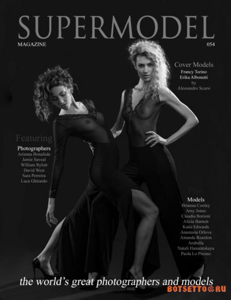Supermodel Issue 54 2016