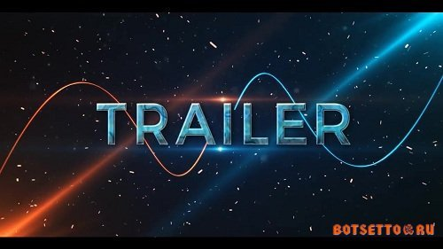 Cinematic Trailer 43116 - After Effects Templates