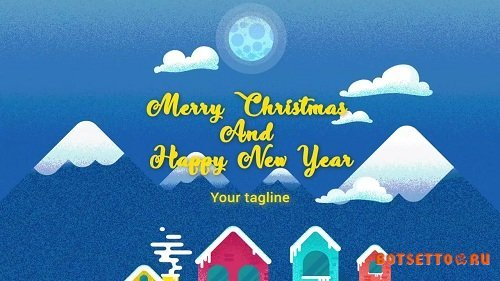 Merry Christmas and Happy New Year 51701 - After Effects Templates